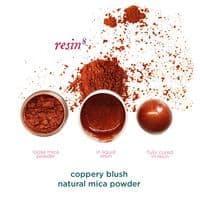 Natural Mica Powder - Coppery Blush